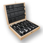 FISH 16 PC  FORSTNER BIT SET - IN BOX