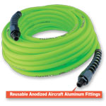 Legacy Flexzilla Pro Air Hose - 1/4 x 100 Ft.