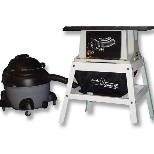 DUST CUTTER II TABLE SAW DUST BAG