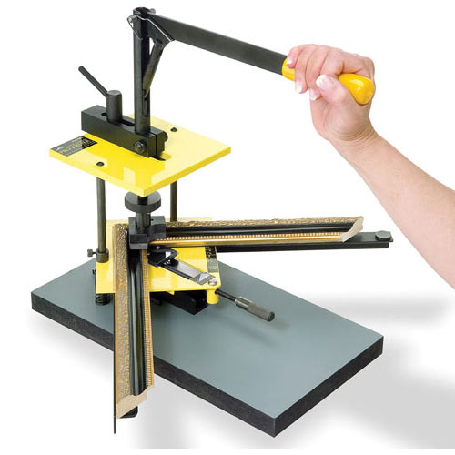 Picture Frame Joining & Fasteners - LOGAN #F300-2 PRO FRAME JOINER