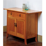 FINE WOODWORKING EVERYDAY CABINET PLAN