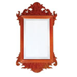 Fine Woodworking Chippendale Mirror Plan