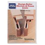DESIGN BETTER MORTISE & TENON JOINTS CD