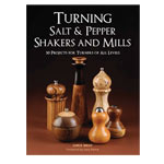 TURNING SALT & PEPPER SHAKERS AND MILLS BOOK