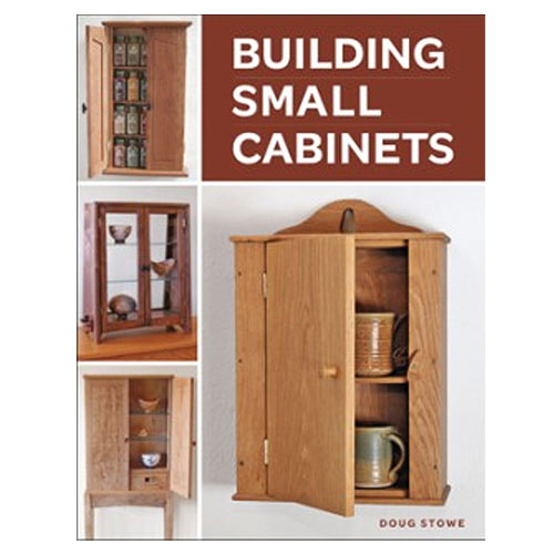 Building Small Cabinets Book