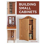 BUILD SMALL CABINETS BOOK