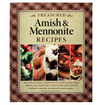 TREASURED AMISH & MENNONITE RECIPES BOOK