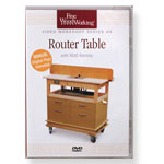 ROUTER TABLE PROJECT WITH MATT KENNEY DVD