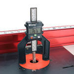 WIXEY #WR25 MINI DIGITAL HEIGHT GAUGE - ROUTER BIT