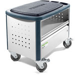 Festool 498967 MFH 1000 Multifunction Stool / Cart - Drawer Closed