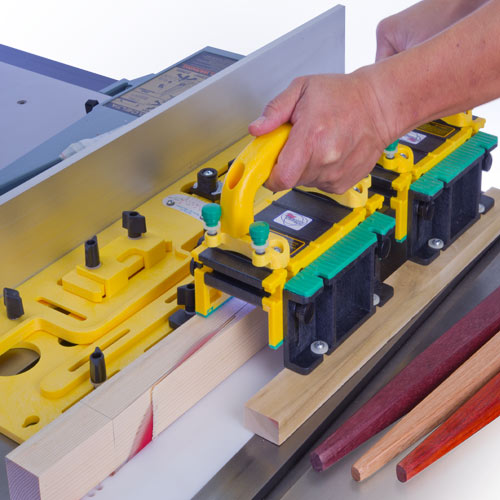 MicroJig TJ-5000 MicroDial Tapering Jig - with GRR-Rippers