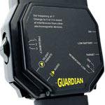 The Guardian Security Metal Detector - Settings & Display
