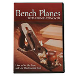 Bench Planes With Ernie Conover DVD