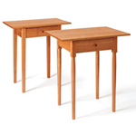 FINE WOODWORKING TWO CLASSIC SHAKER TABLES PLAN