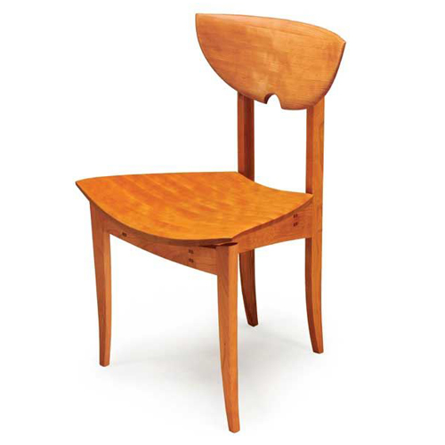 FINE WOODWORKING CONTEMPORARY DINING CHAIR PLAN