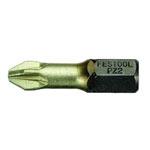 Festool 490482 #2 Pozidrive Bits - 1 - 10 Pk.