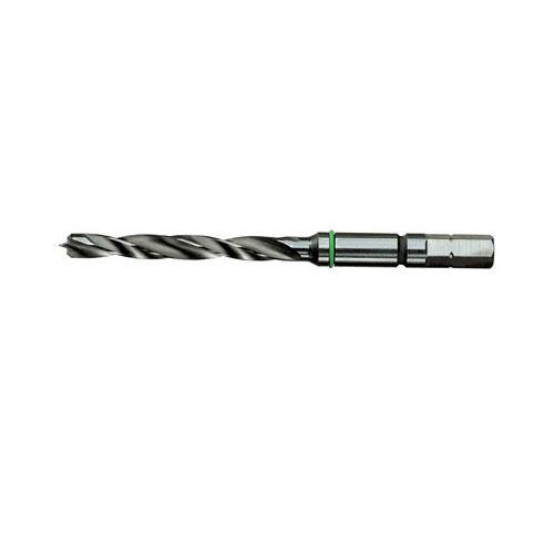 Festool 492512 Centrotec HSS Brad Point Drill Bit - 3mm