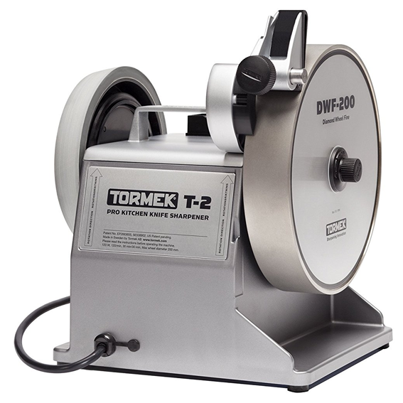 Tormek T-2 Pro Kitchen Knife Sharpener