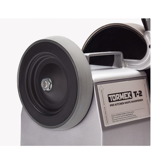 TORMEK T-2 PRO KITCHEN KNIFE SHARPENER - COMPOSITE HONING WHEEL