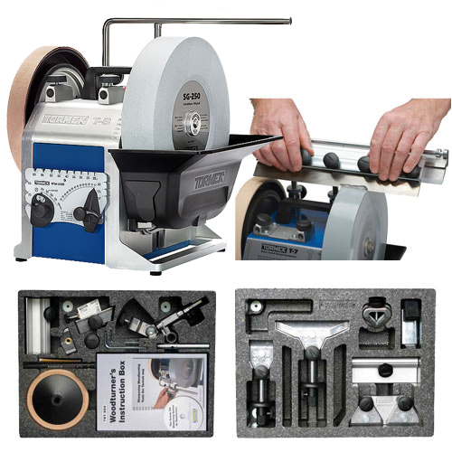 Tormek T-8 Sharpening System #TBU804 Ultimate Kit Package
