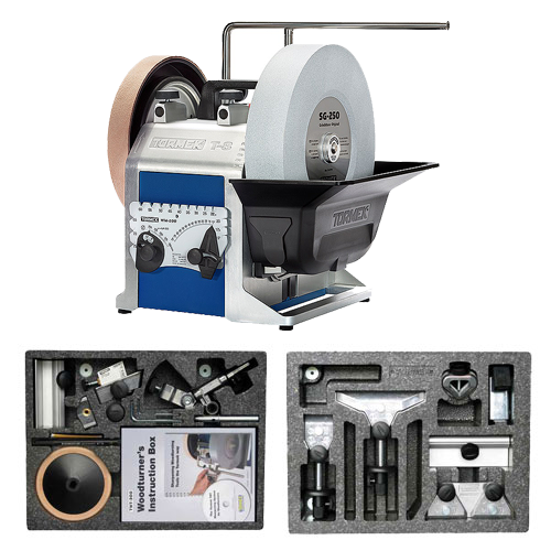 Tormek T-8 Sharpening System #TBM803 Magnum Kit Package