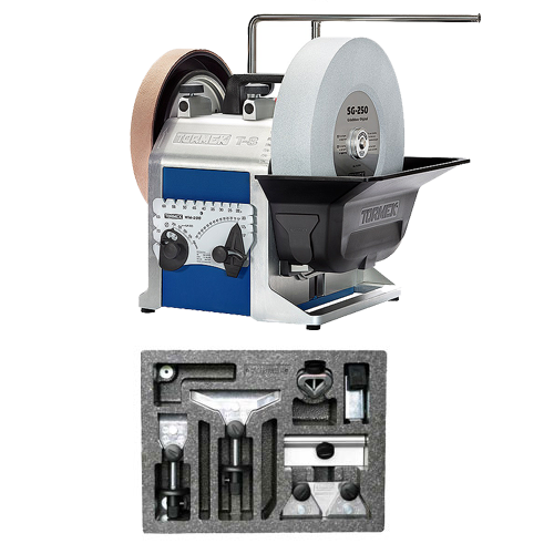 Tormek T-8 Sharpening System #TBH801 Hand Tool Kit Package