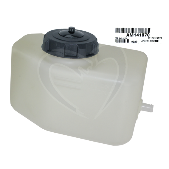 John Deere #AM141070 Hydraulic Reservoir