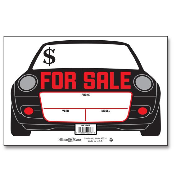 HILLMAN #843446 AUTO FOR SALE - CAR DESIGN - 8 X 12