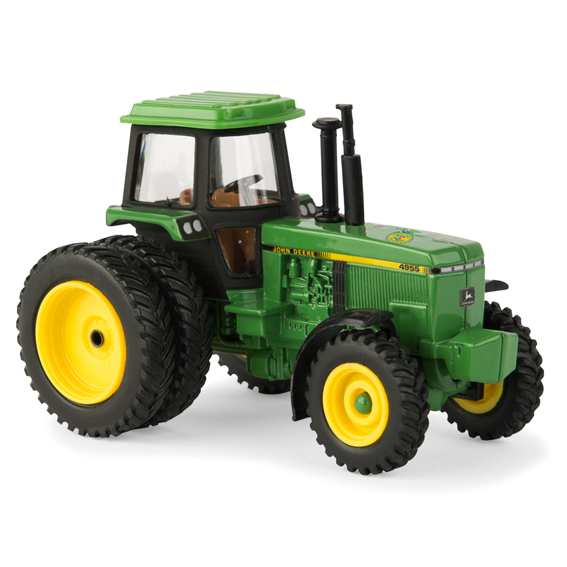 Ertl John Deere 1:64 Scale Model 4955 National FFA Tractor