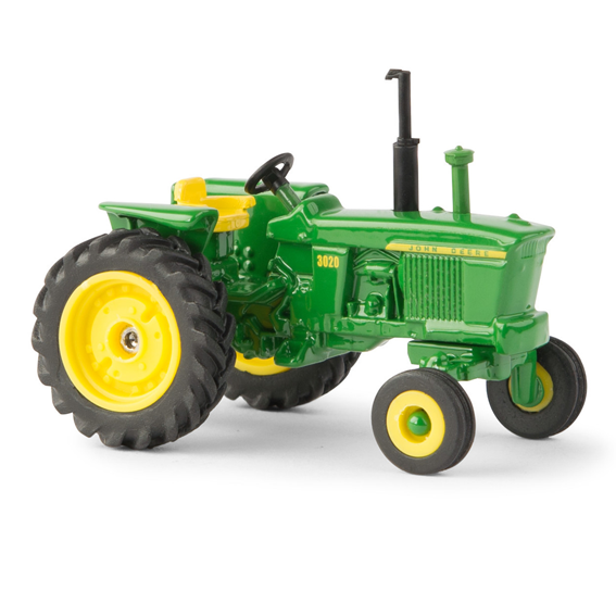 Ertl John Deere 1:64 Scale Model 3020 Tractor