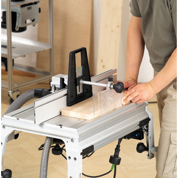 FESTOOL 203159 CMS-GE ROUTER TABLE - IN USE #1