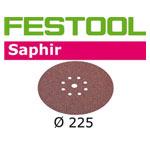 Festool 495175 Saphir D225 P36 Planex Sandpaper - 25 Pk.