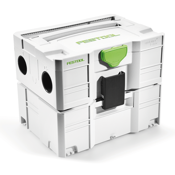 Festool 204083 CT-VA-20 Cyclone Separator, Closed