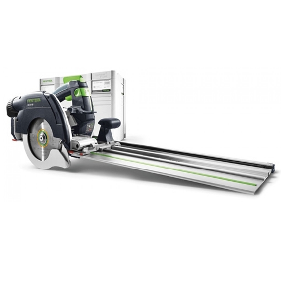 Festool 575085 HK 55 EBQ + FSK670 Carpentry Saw