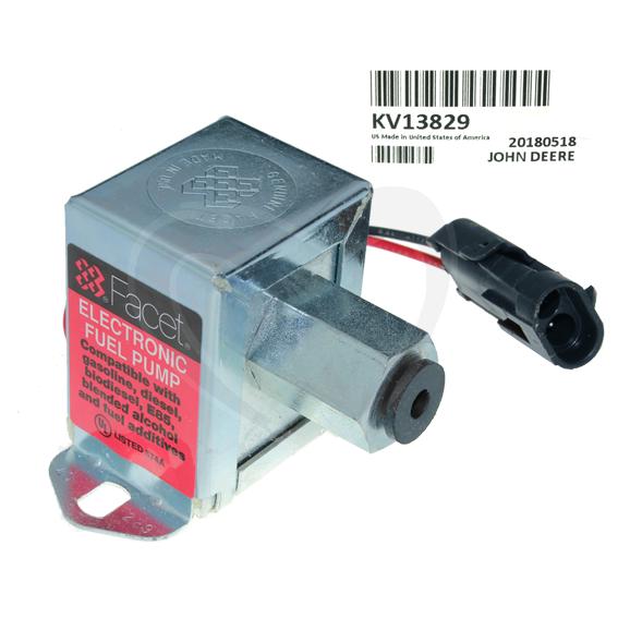 John Deere #KV13829 Fuel Pump