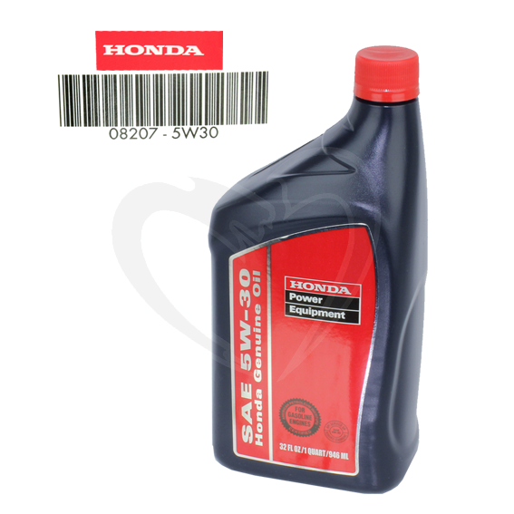 Honda #08207-5W30 Motor Oil, Quart