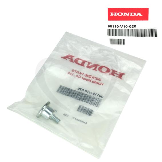 Honda #90110-V10-020 Auger Rubber Bolt