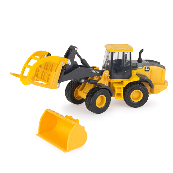 Tomy John Deere 1:32 Scale Model 544L Wheel Loader