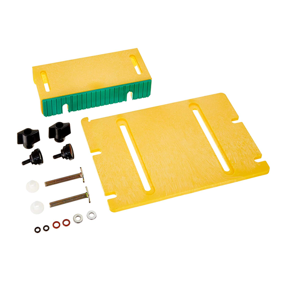 MicroJig #GRAK-404 GRR-Ripper GR-100 Upgrade Kit - Components