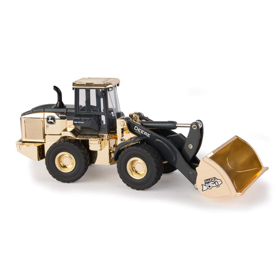 Ertl Prestige Collection John Deere 1:50 Scale 50th Anniversary Model 544L Wheel Loader