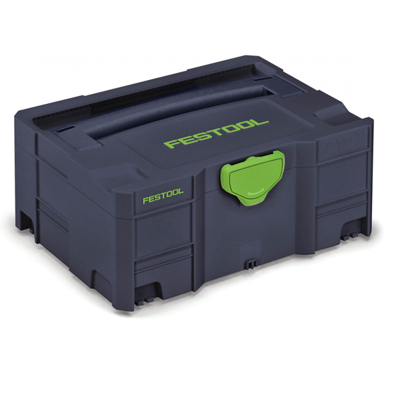 Festool 204534 Limited Edition Blue SYS 2 TL Systainer