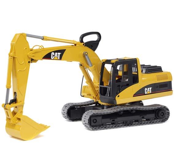 Bruder #02439 1:16 Scale Caterpillar Excavator