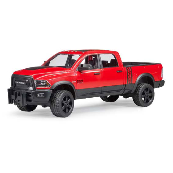 Bruder #02500 1:16 Scale Ram 2500 Power Wagon Pick-Up Truck