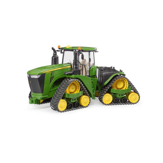 Bruder #09817 1:16 Scale John Deere 9620RX with Track Belts