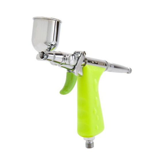 Grex Tritium.TS3 Dual Action Pistol Style Side Gravity Airbrush - 0.3mm Nozzle