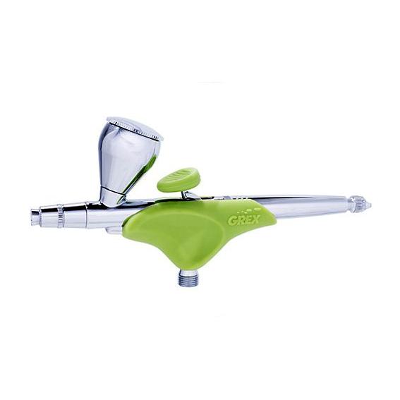 Grex Genesis.XGi3 Ergonomic Dual Action Top Gravity Airbrush - 0.3mm Nozzle