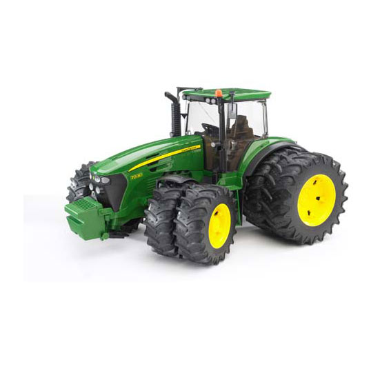 Bruder #09808 1:16 Scale John Deere 7930 Tractor with Front & Rear Duals