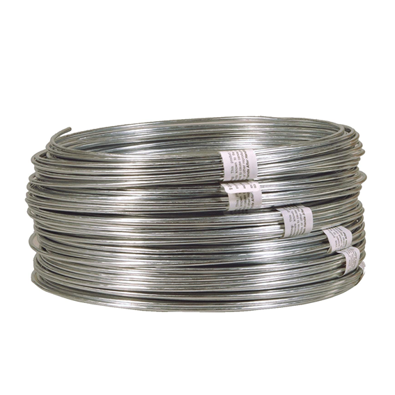 Hillman 123184 12 Gauge Galvanized Wire - 50 Ft  Coil