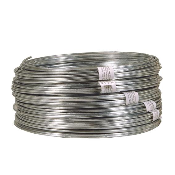 Hillman 123184 12 Gauge Galvanized Wire - 50 Ft. Coil