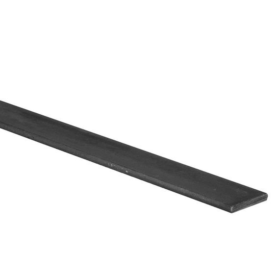 National Hardware N301358 Plain Flat Steel Bar, 1 x 36